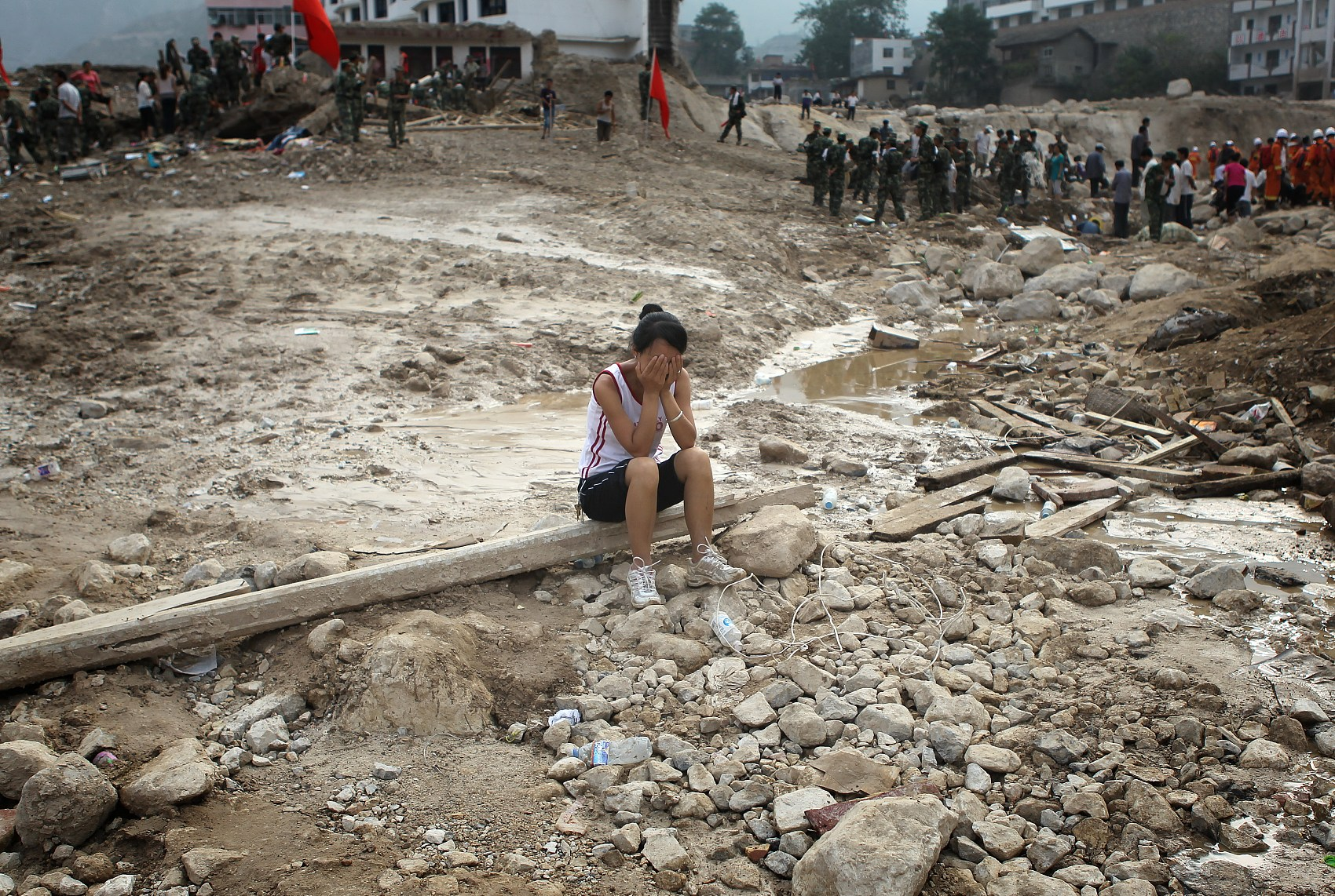 China to conduct first national survey on natural disaster risks