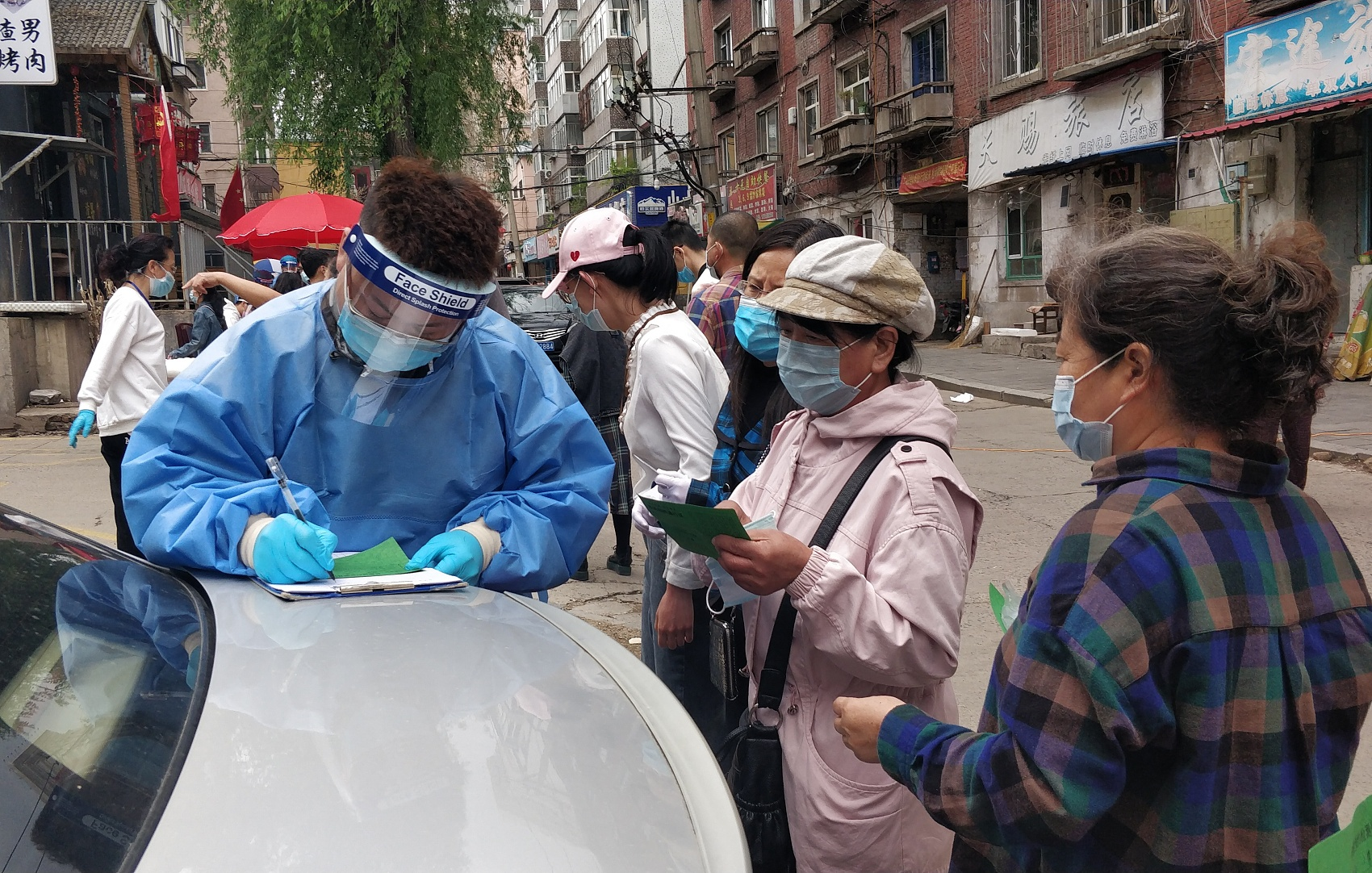 Nucleic acid testing reveals 19 asymptomatic carriers in Mudanjiang, NE China