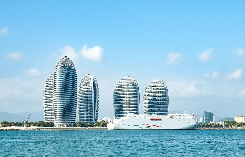 Hainan spearhead for further opening-up
