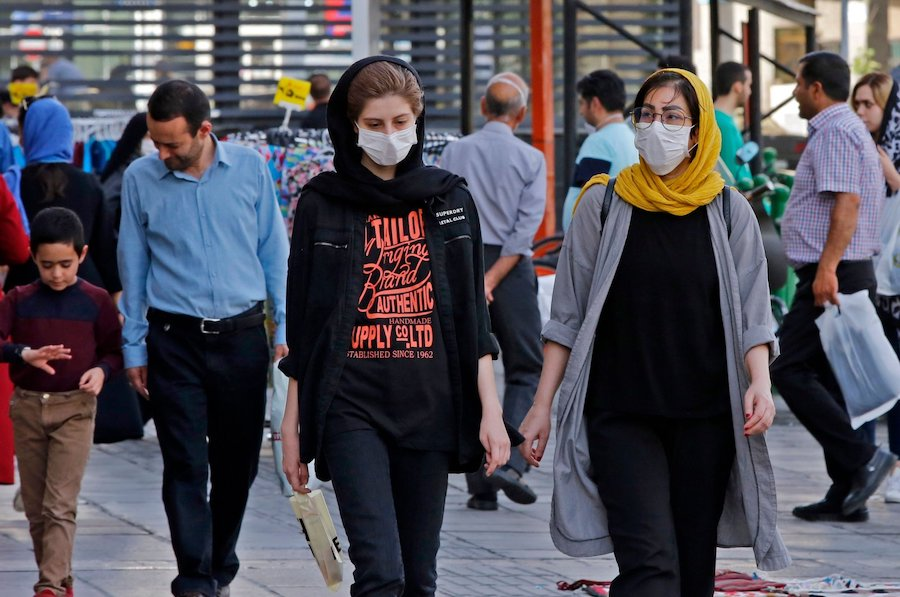 Iran's COVID-19 cases rise to 177,938 with 2,011 new infections