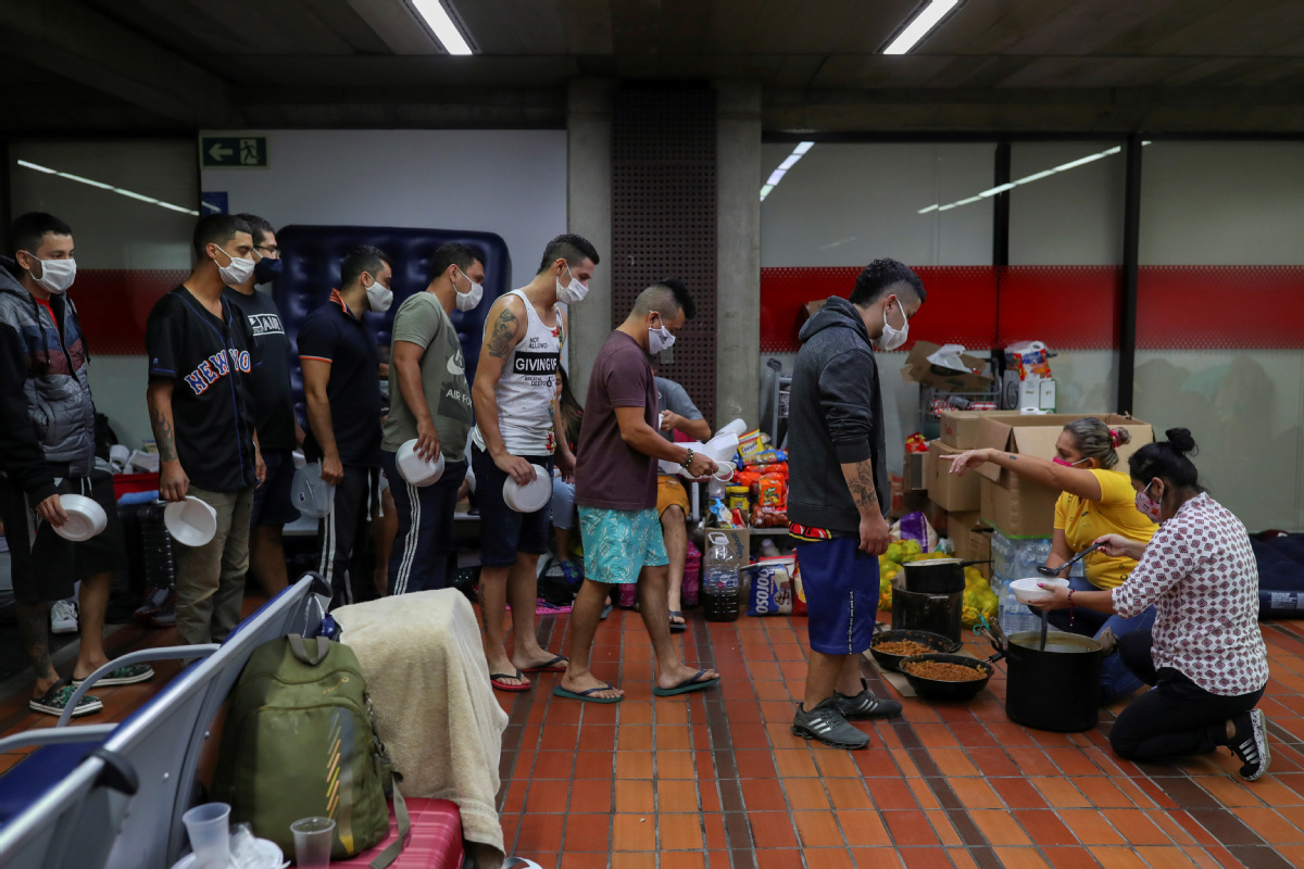 Nation quick to lend helping hand in Latin America
