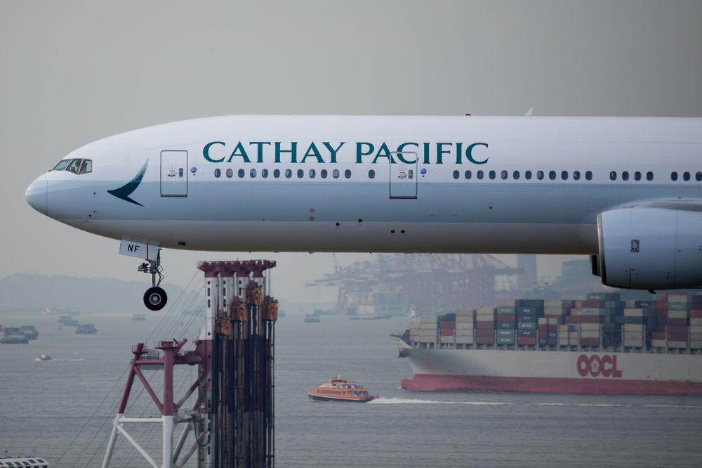 Cathay Pacific shares soar more than 18% after bailout