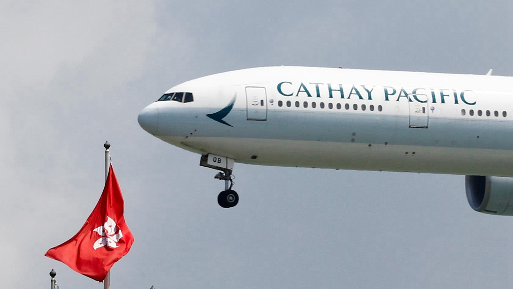 Cathay Pacific plans to repay HKSAR government over 3-5 years