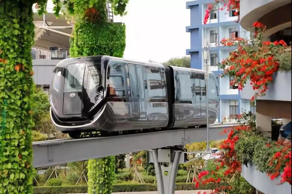 Xi'an Tram is coming in 300 days