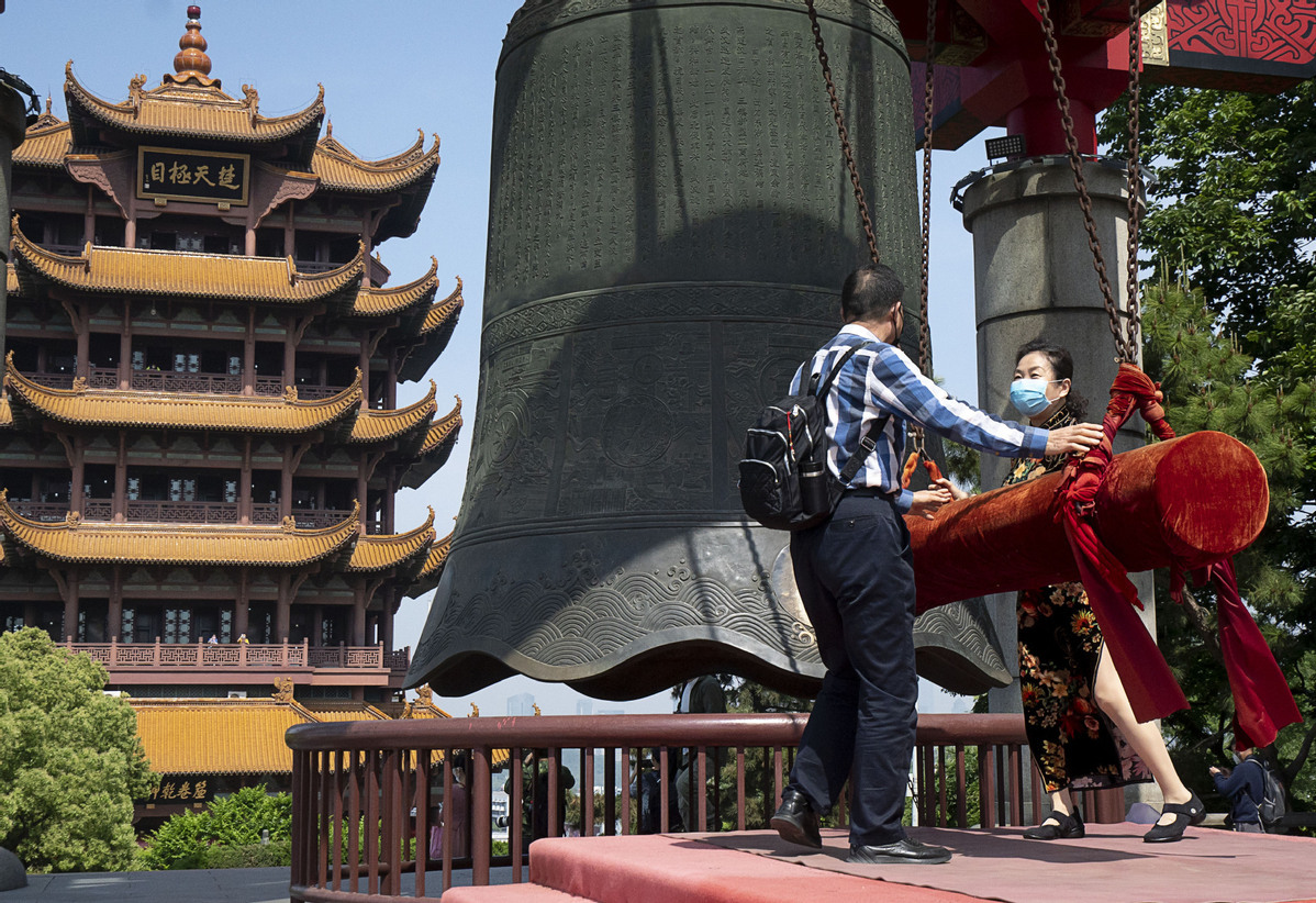 China seeing strong economic rebound: CNBC