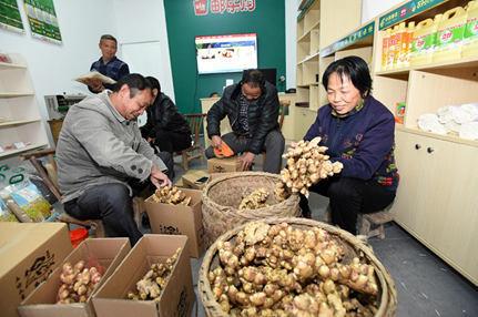 China's impoverished speeding up poverty alleviation through e-commerce