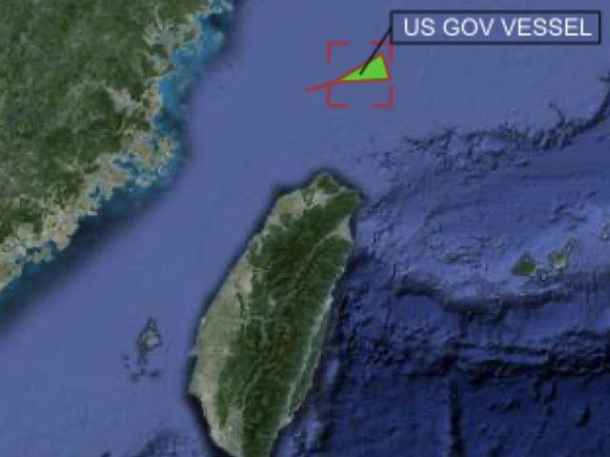 China slams US military plane flying over Taiwan