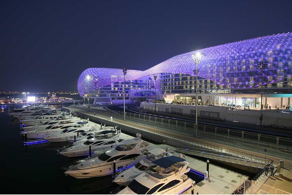 Abu Dhabi's Yas Island to host first-ever 'UFC Fight Island'