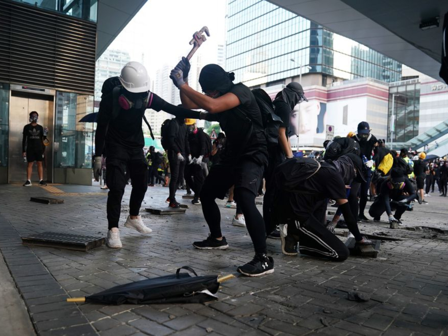 8,986 persons arrested in social unrest in Hong Kong: police