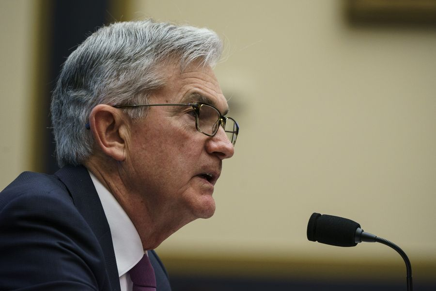US Fed keeps interest rates near zero, sees no rate change through 2022