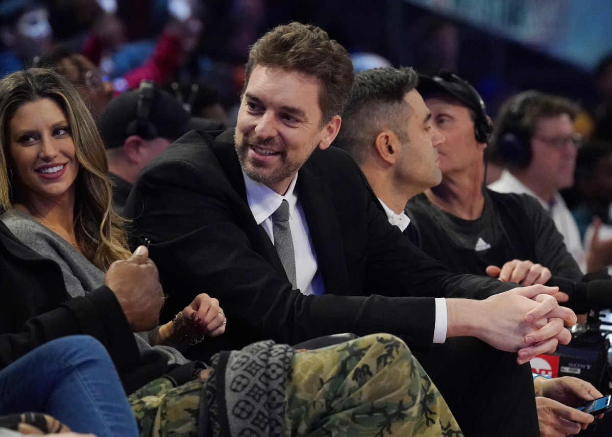 Pau Gasol intends to play another season for fifth Olympic appearance