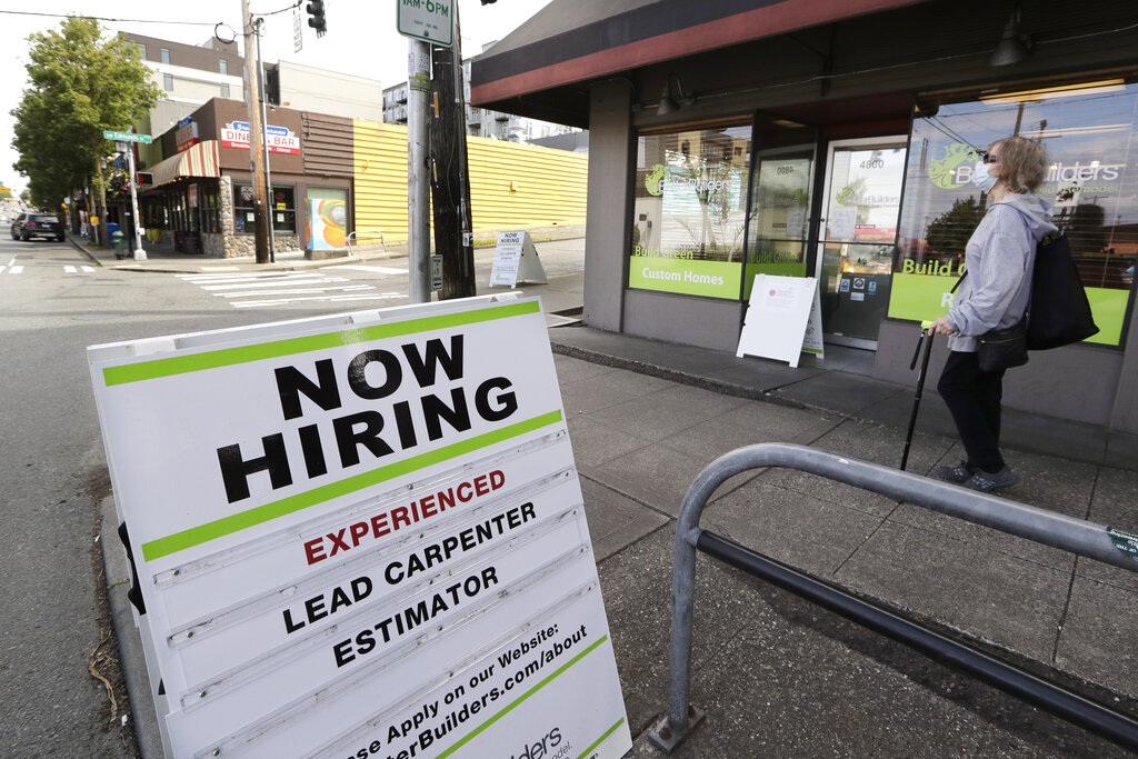 1.5 million more laid-off workers seek unemployment benefits in US