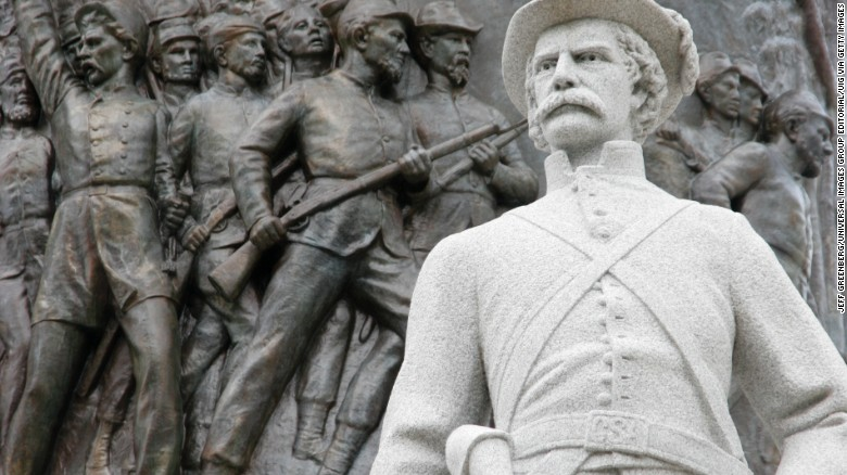 US lawmakers introduce bill to remove Confederate statues from Capitol
