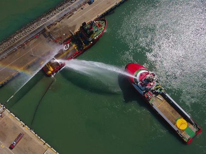 Emergency drill held in Haikou, Hainan