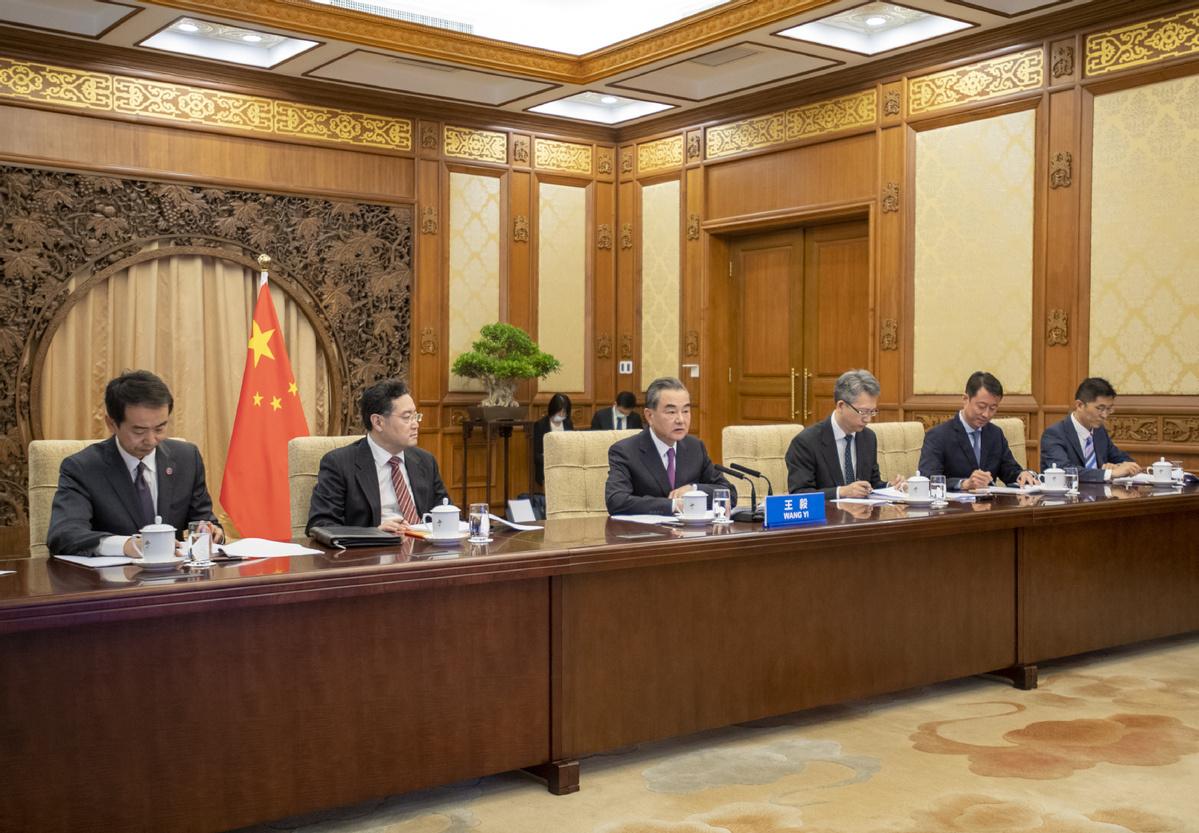 Beijing-Brussels cooperation vital to build inclusive post-virus world