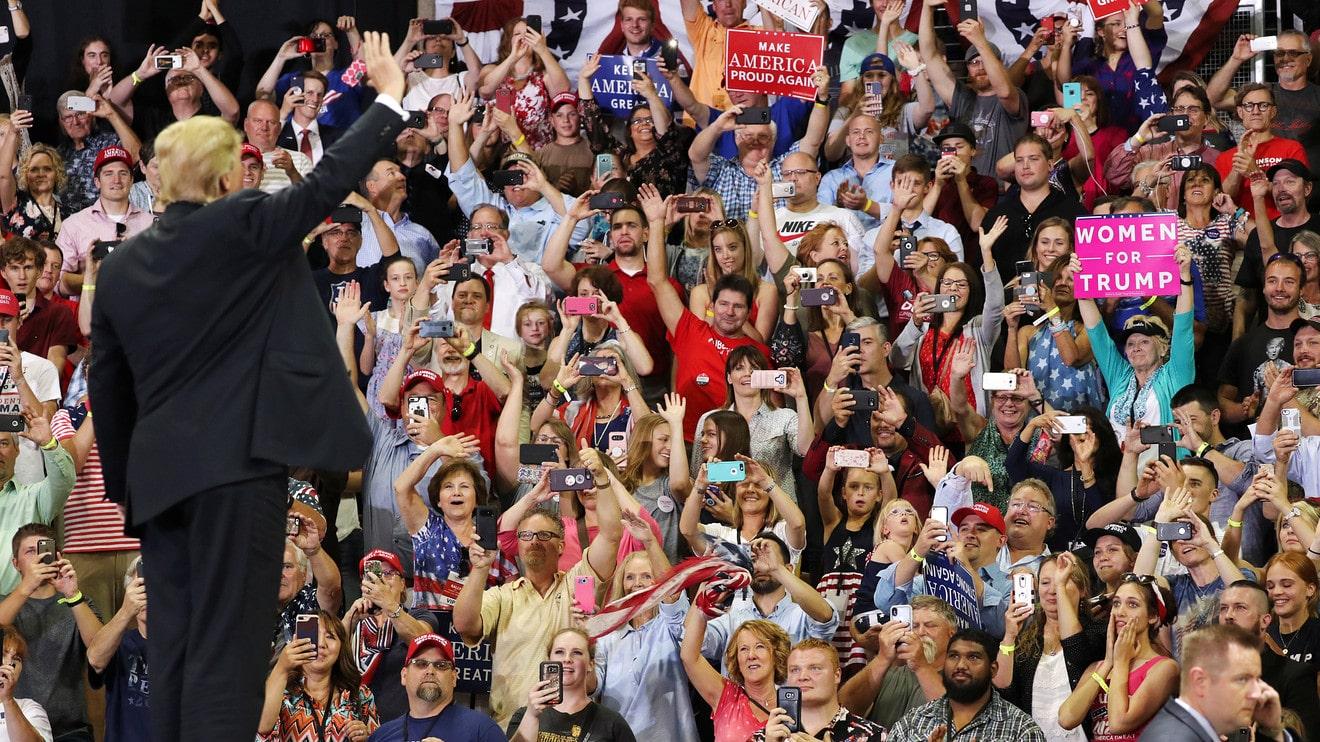Trump to host 1st rally in months despite concerns of coronavirus resurgence