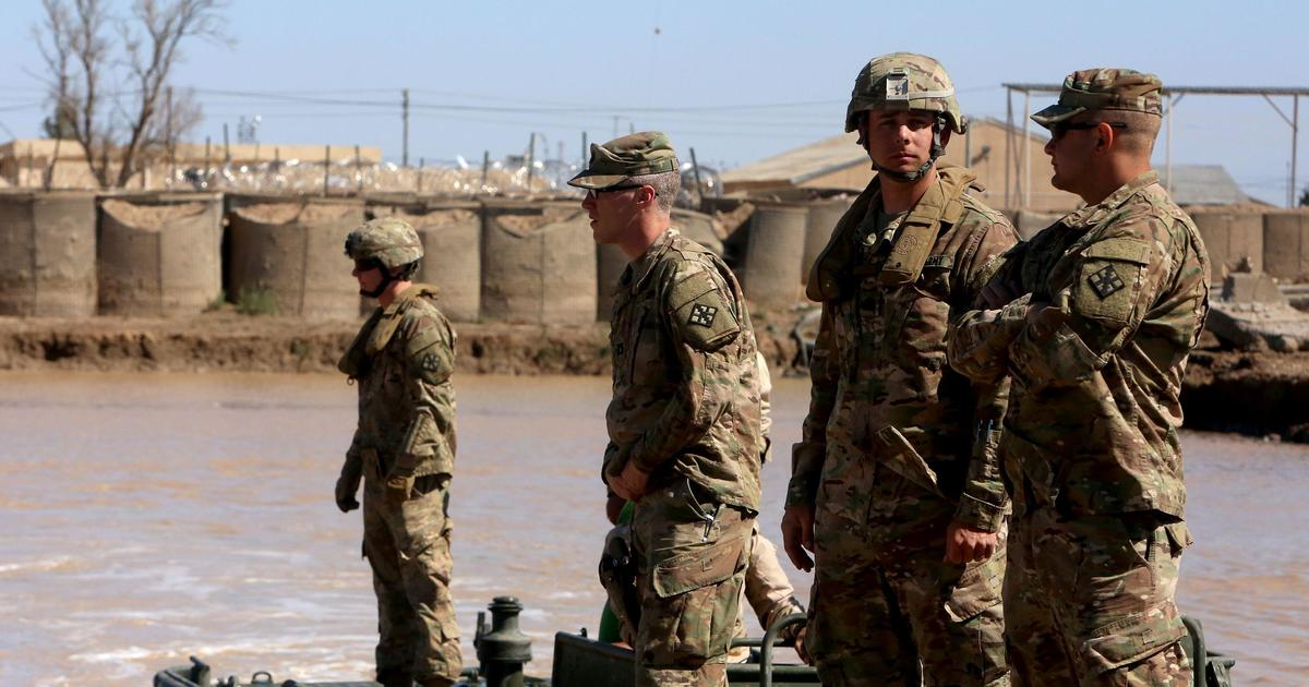 US to continue reducing military forces in Iraq in months