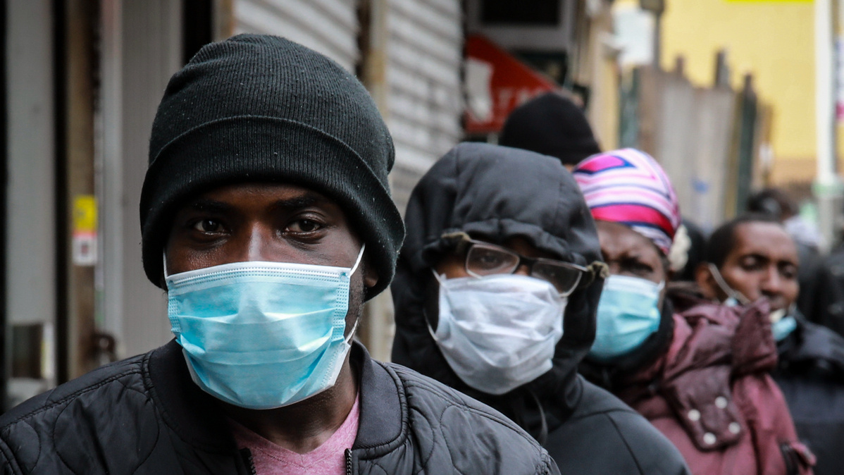 US pandemic failures called violation of human rights