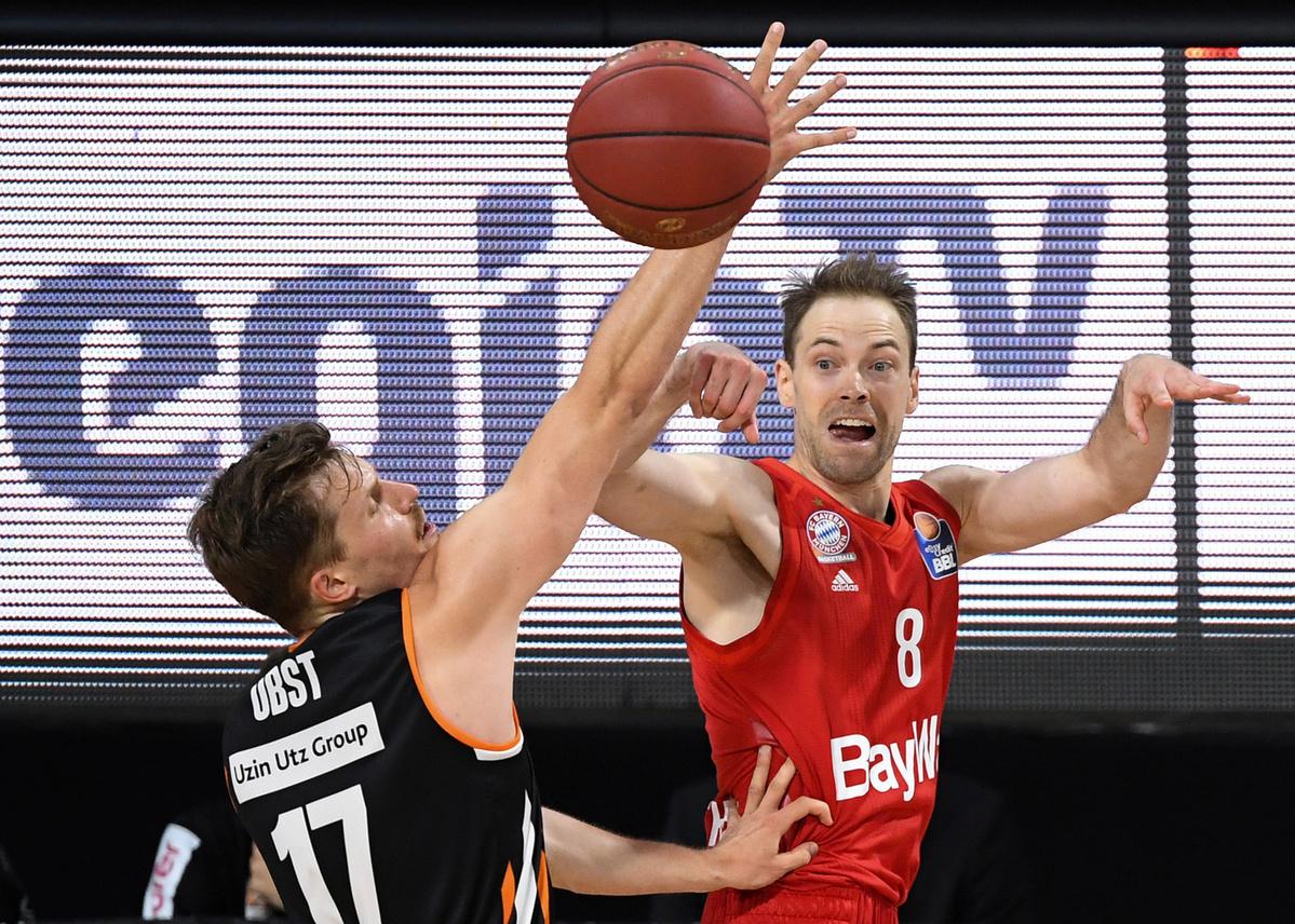 Finnish basketball international Koponen encourages children to play more than one sport