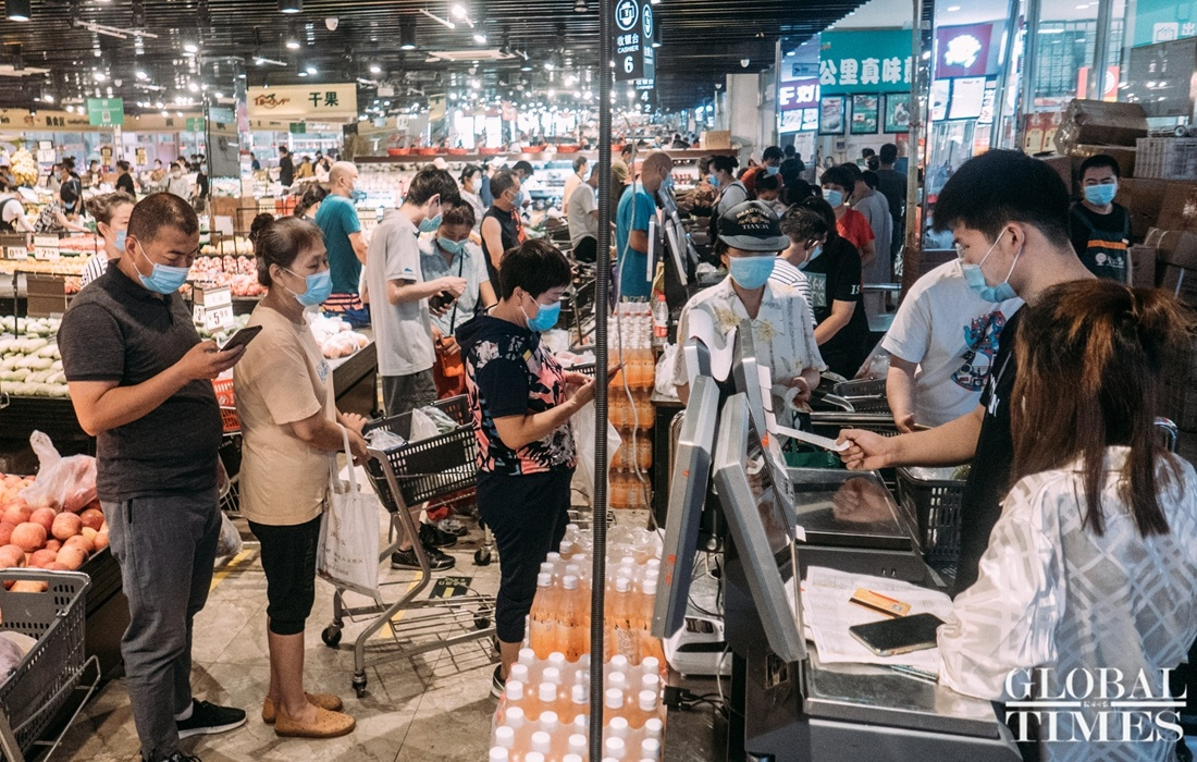Virologists rebuke seafood markets becoming suspicious COVID-19 hot spots after cases test positive in Beijing market