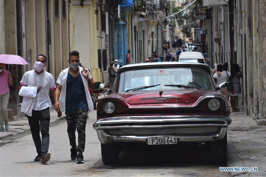 Cuba to ease COVID-19 restrictions in June