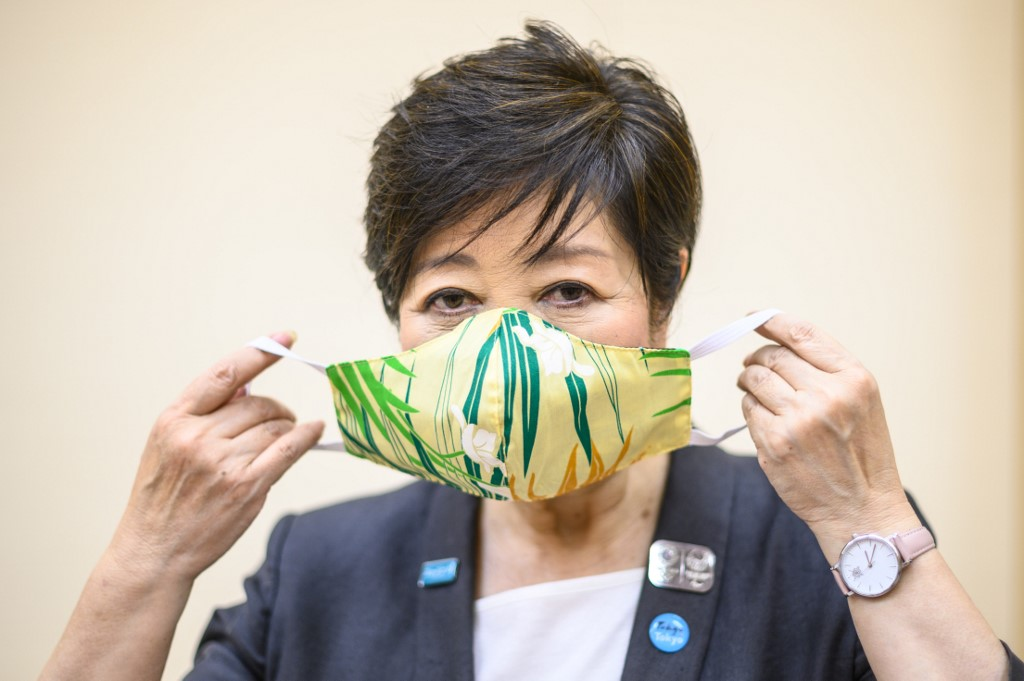 Tokyo Olympics will be safe, governor says