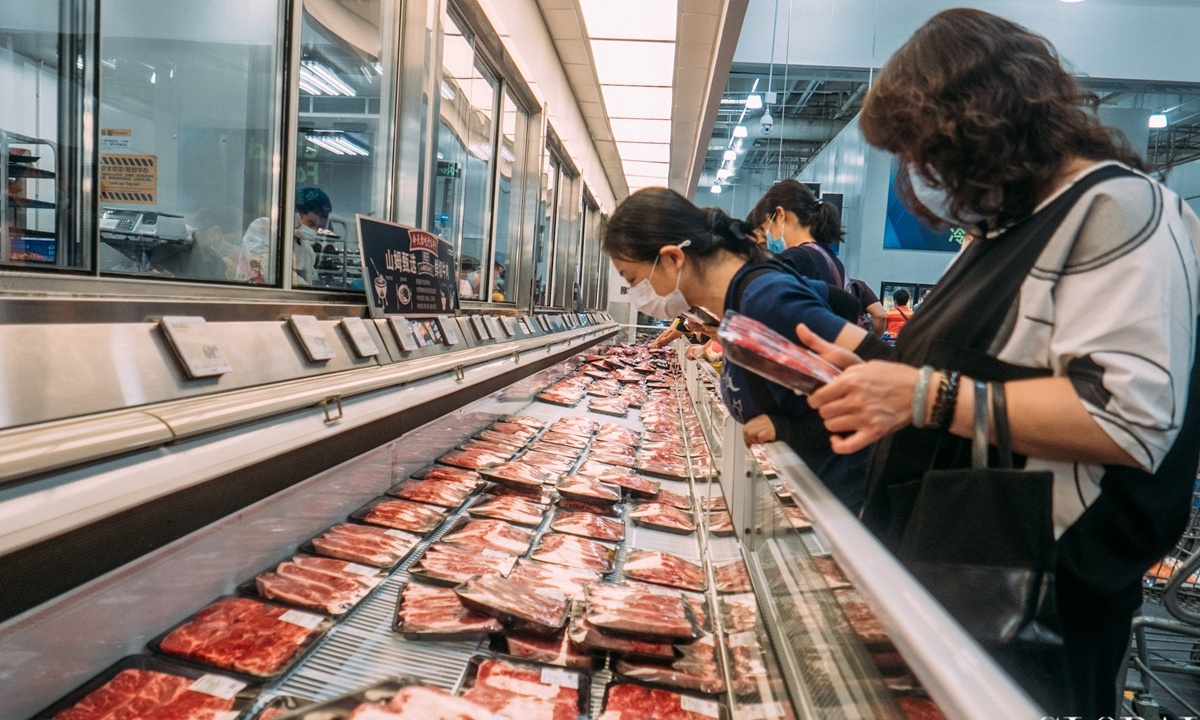 Beijing supermarkets stop selling salmon after wholesalers test positive for coronavirus