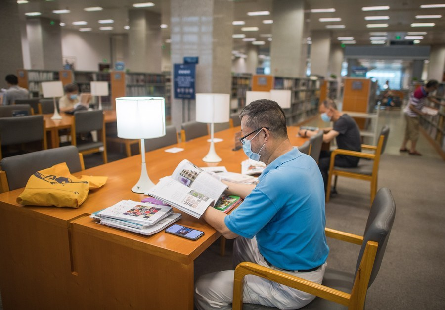 China's Hubei reopens provincial museums, library as epidemic wanes