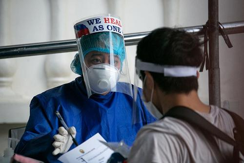 Philippines's coronavirus cases rise to 25,930 with 539 new infections