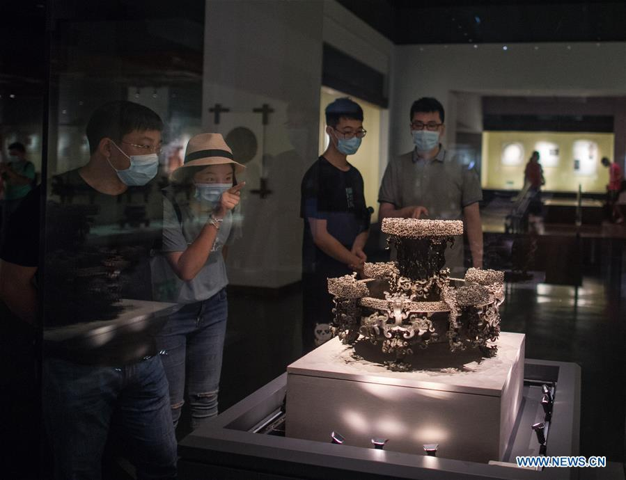 Hubei reopens 5 major public cultural venues as epidemic tapers off
