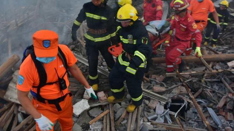 At least 19 killed, 172 injured in East China tanker blast