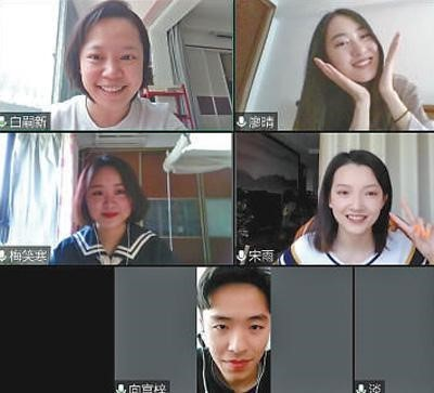 A different graduation season: Chinese college students moves graduation online