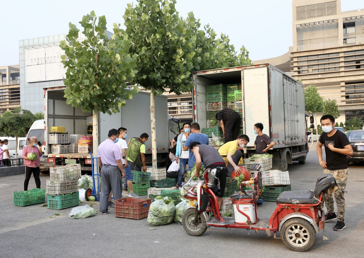 Beijing organizing nucleic acid tests for 90,000 residents