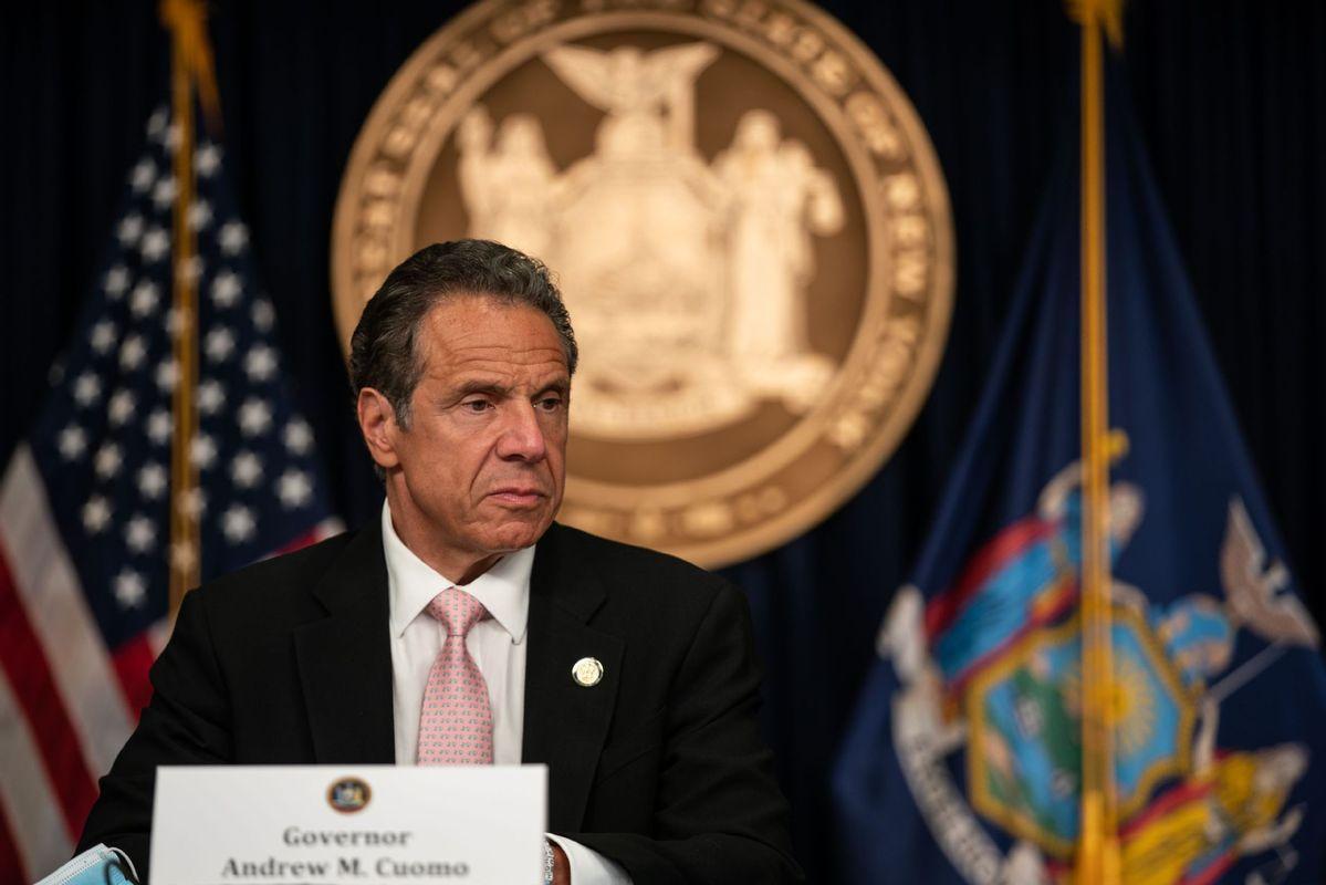 Governor: NY 'tamed' COVID-19 'beast'