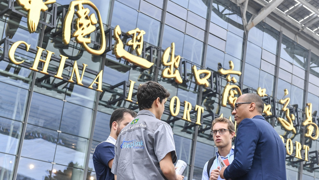 Canton Fair commences online for first time in 63 years