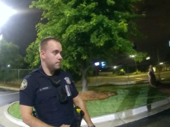 Atlanta police officer fired after shooting a black man dead