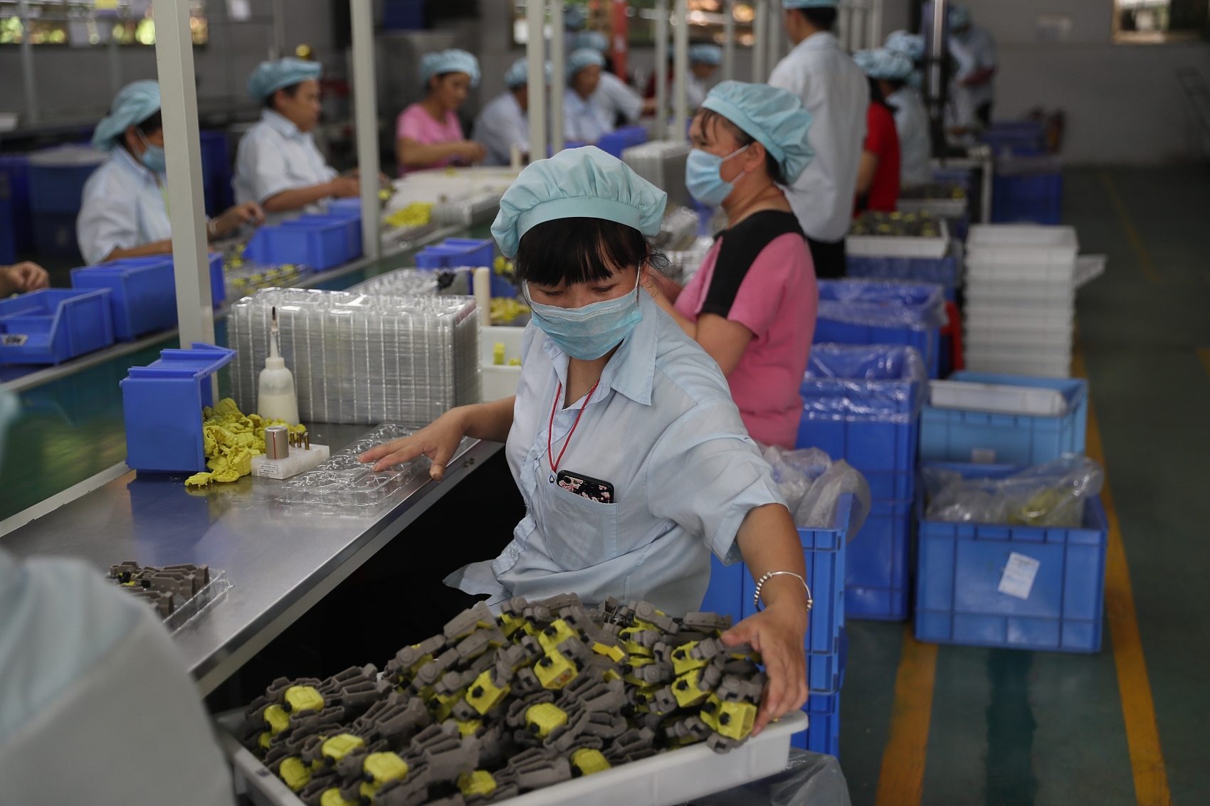 China's job market remains generally stable in May
