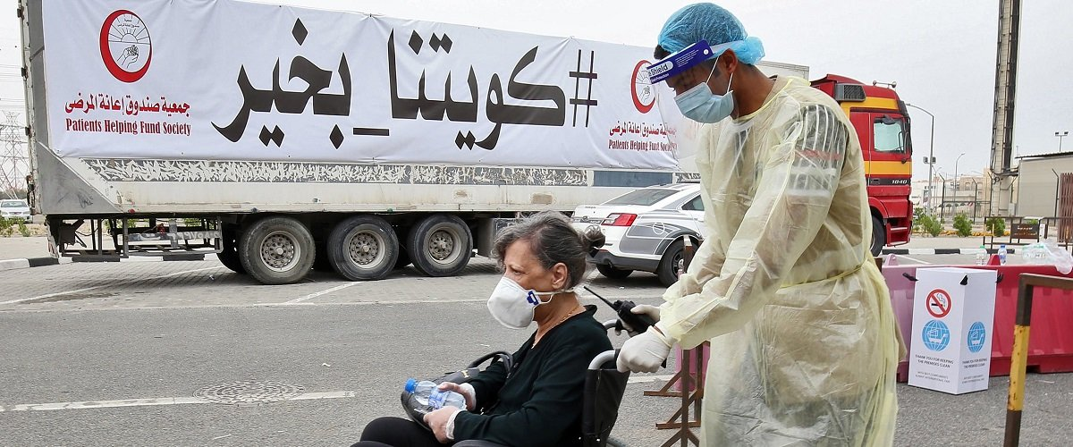 Kuwait records 511 new cases of COVID-19, 36,431 in total