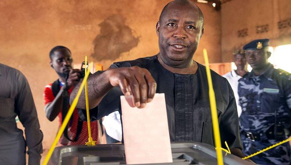 Burundi to swear in president-elect on June 18