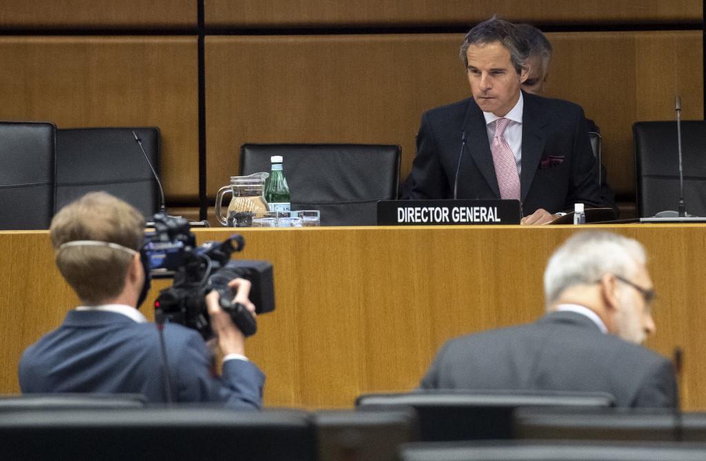 IAEA board session focuses on Iran nuclear issues