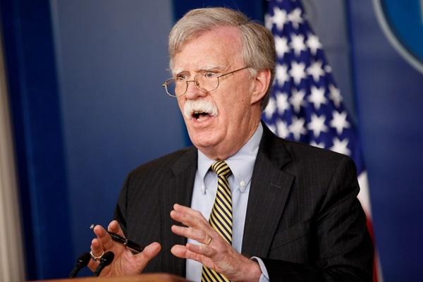 Trump goes after Bolton over memoir