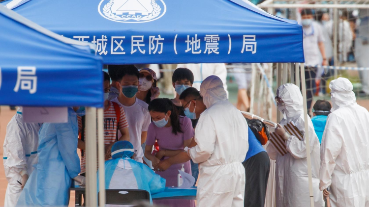 Beijing in critical situation with coronavirus prevention: City officials