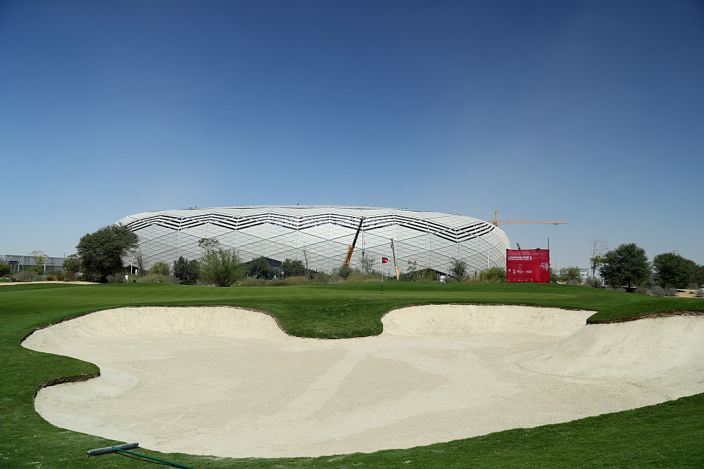 'Football will return': Qatar virtually unveils World Cup venue
