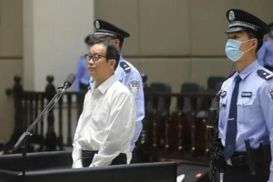 Former CIRC chairman gets 11-year bribery sentence