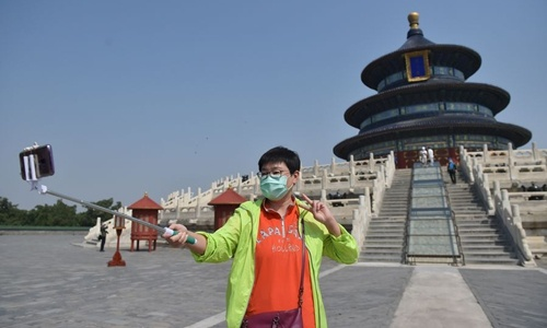 Beijing tourism hit by sudden COVID-19 spike