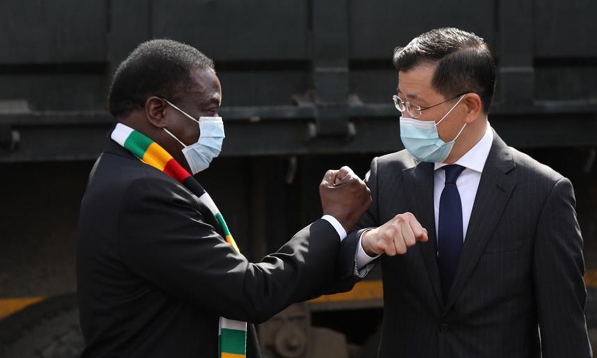 China-Africa summit against COVID-19 to be held despite US attempts to sow discord