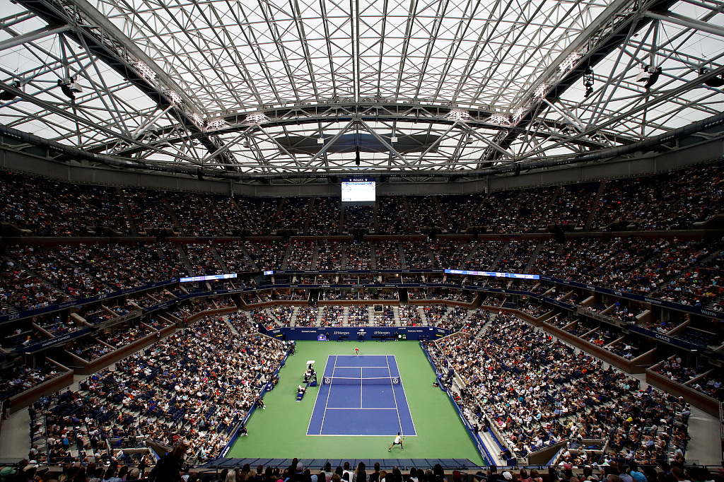 Plan for closed-door 2020 US Open awaits government approval