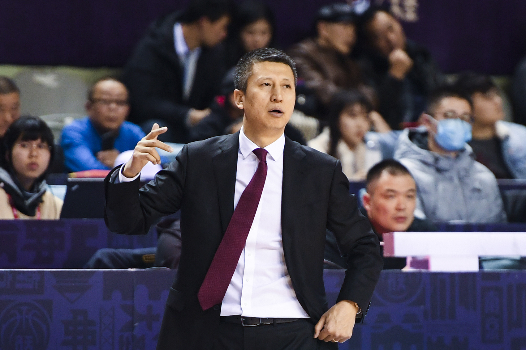 """Coach Guo anticipates """"different"""" Liaoning team after CBA restarts"""
