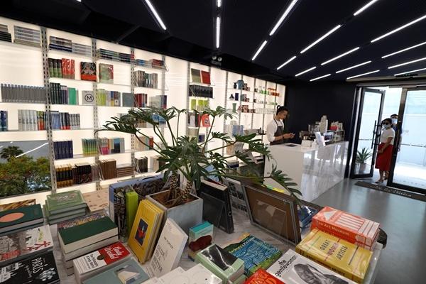 Bookshop tells a story of hope
