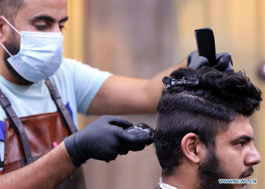 COVID-19 pandemic threatens Iraqi medics as daily increase hits new record